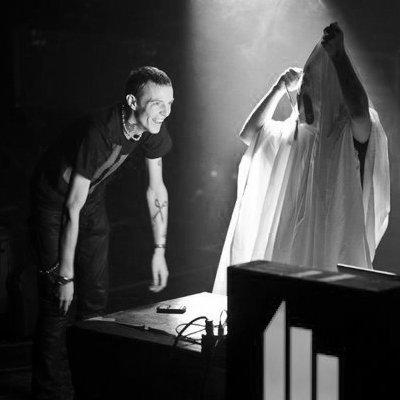 Skrillex ghost